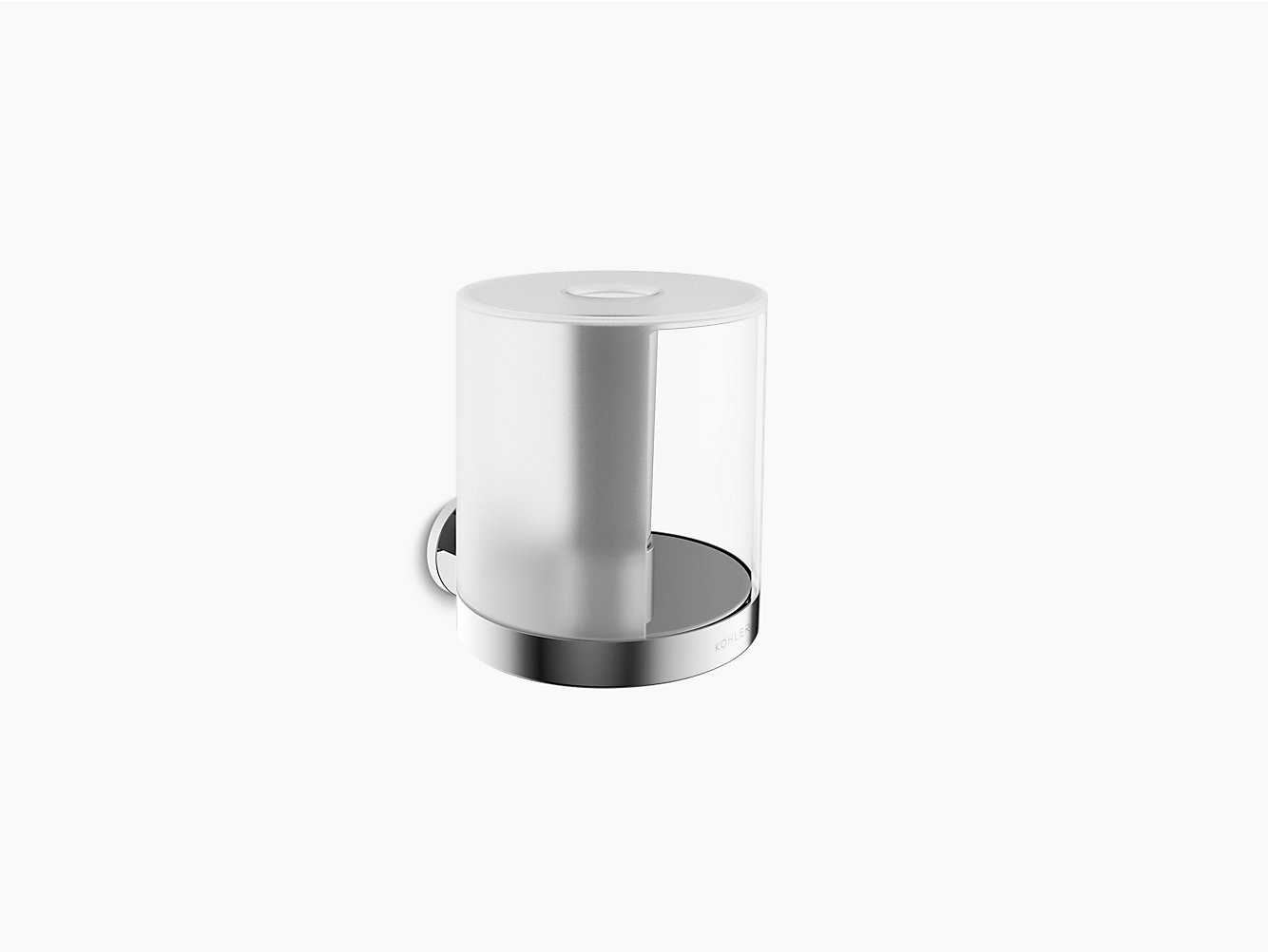 Toilet Paper Holder : Stillness toilet tissue holder 14388t kohler