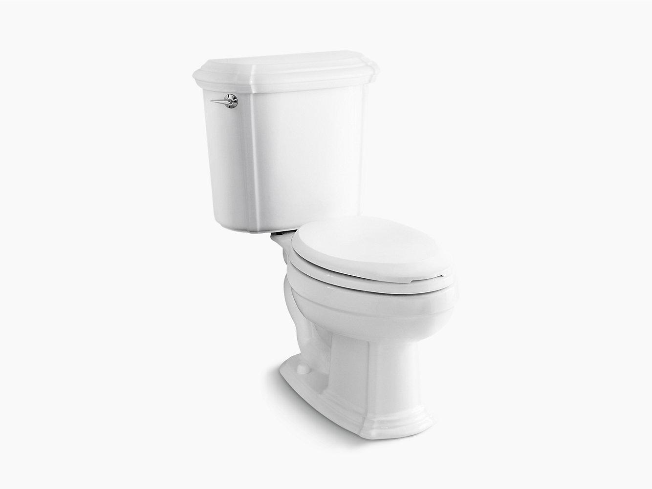 Portrait Two-piece 6L Toilet | 3490T-C | KOHLER