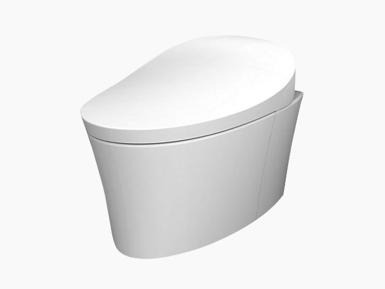 Veil Wall Hung Intelligent Toilet