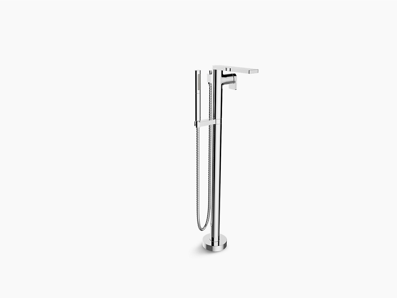 Composed Free-standing bath shower Faucet | 73087T-4 | KOHLER