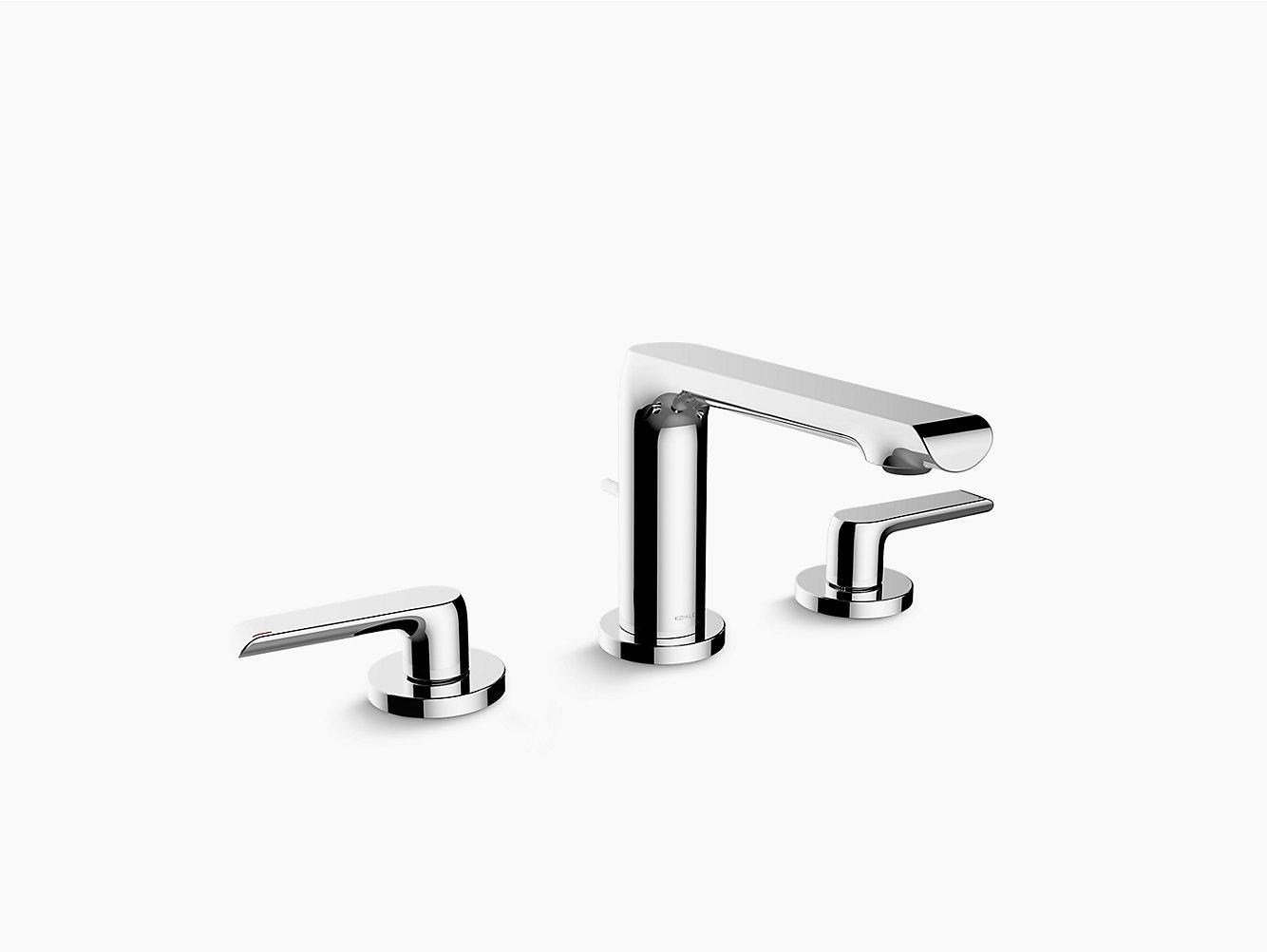 Widespread Lavatory Faucet 97352t 4 Kohler