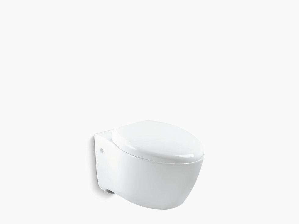 KOHLER | 3594LM | Via Elongated Wall Hung toilet pan