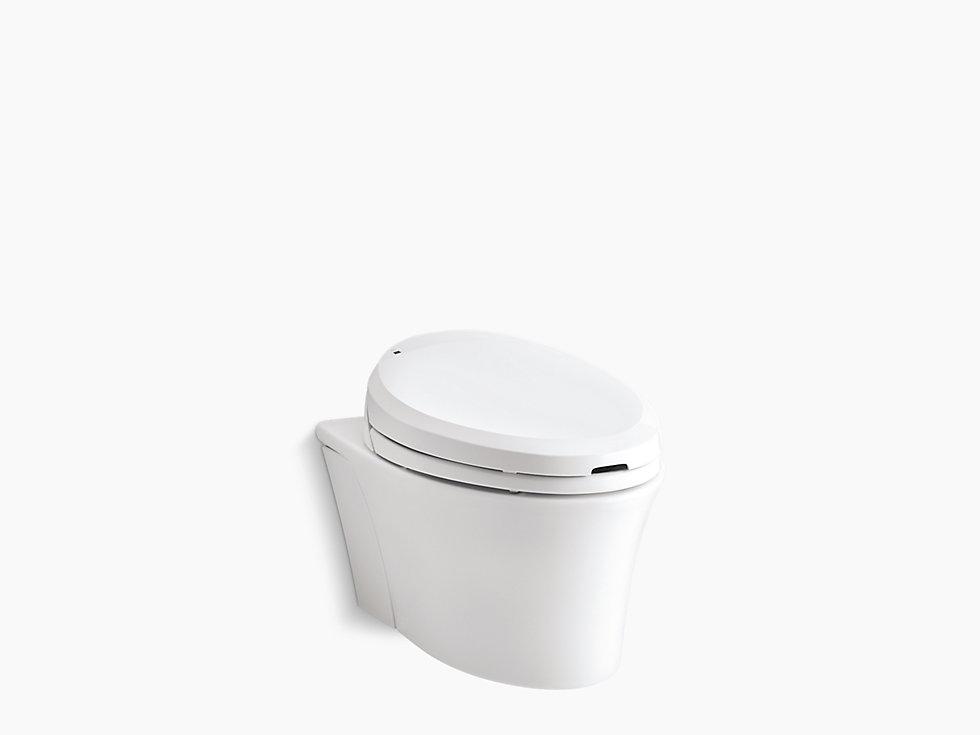 Kohler 6300 Veil Wall Hung Elongated Toilet Bowl