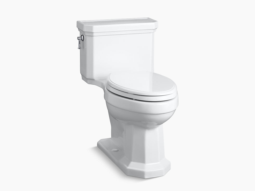 Kohler 3940 Kathryn Comfort Height One Piece Compact