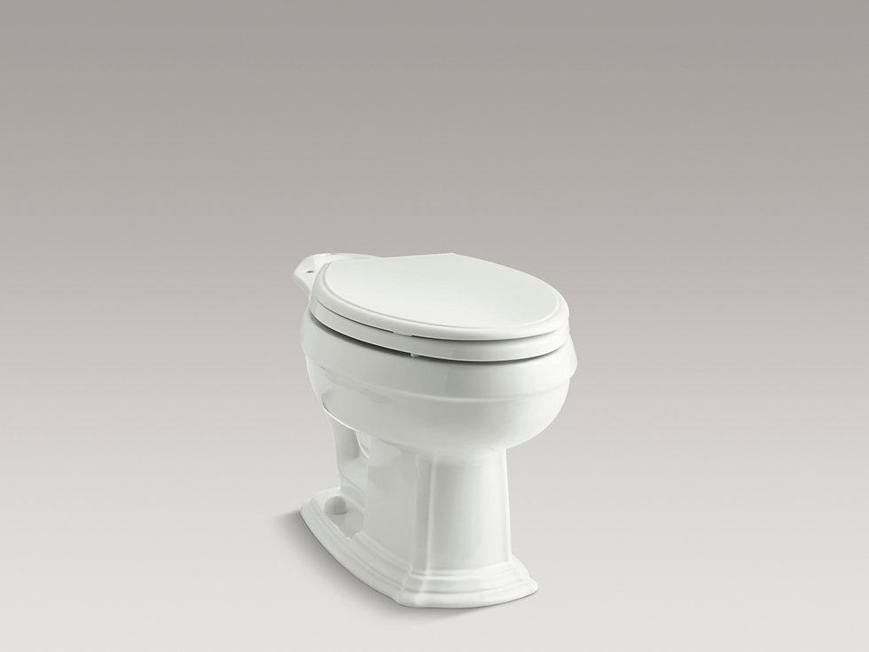 Kohler Elongated Toilet Seat Black