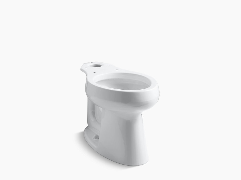 Kohler 4199 Highline Comfort Height Elongated Bowl