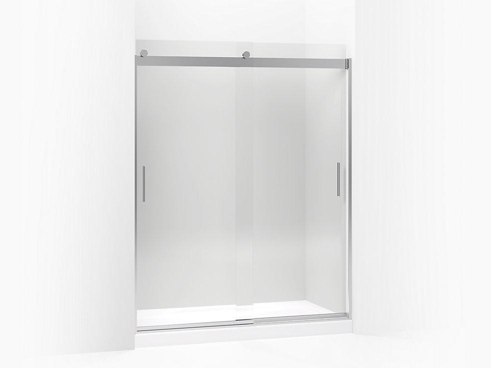 Kohler 706009 L Levity Sliding Shower Door 74 Quot H X 56