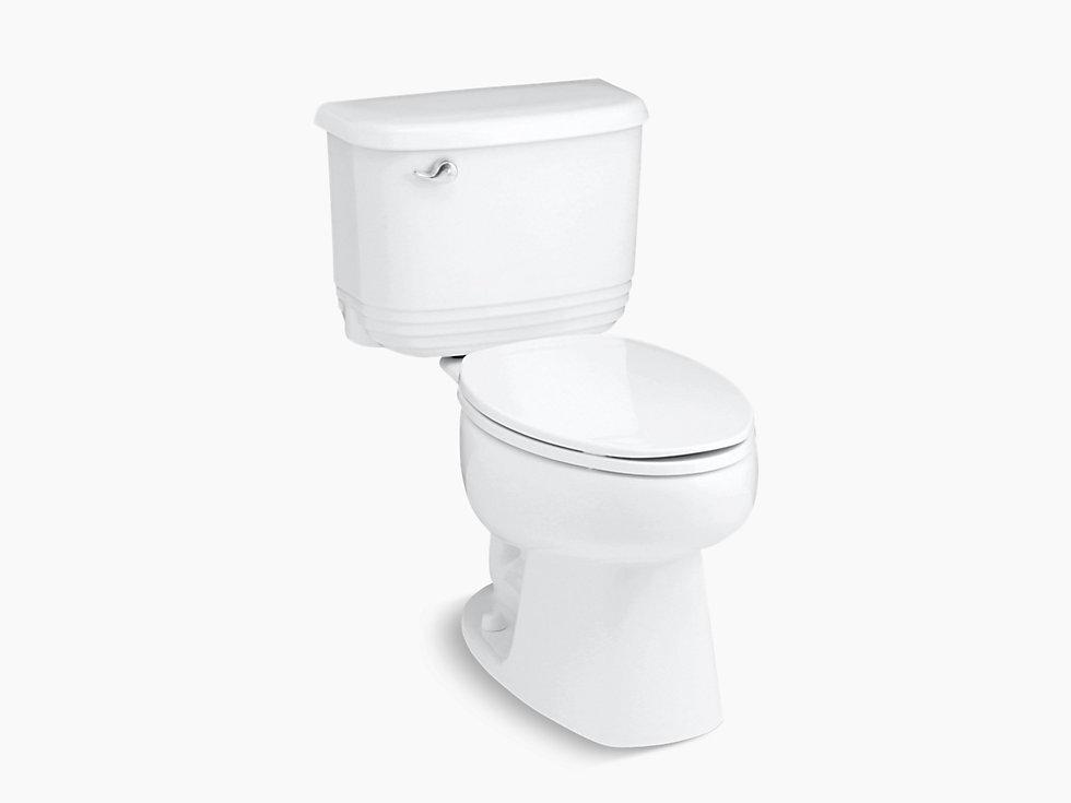 Kohler 402522m Sterling Riverton Toilet With Brevia