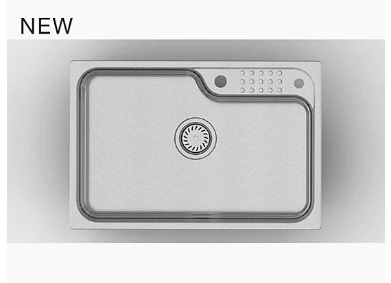 Designer Luxury Kitchen Sinks Kohler