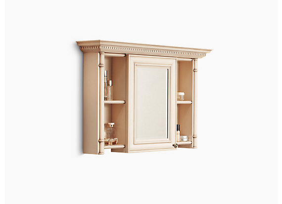 Designer & Luxury Mirrored Cabinet – KOHLER