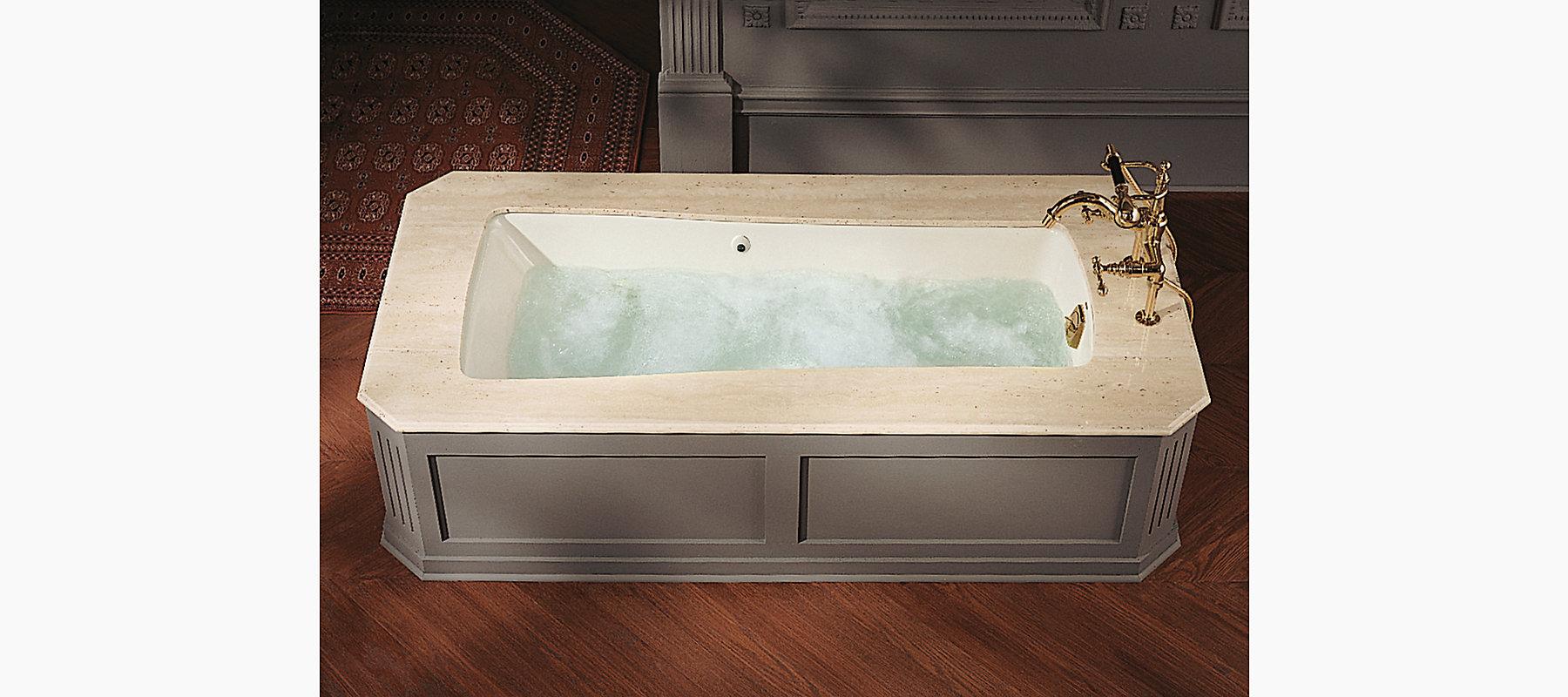 Maestro 5.5-Foot Whirlpool Bath | K-845-H2 | KOHLER