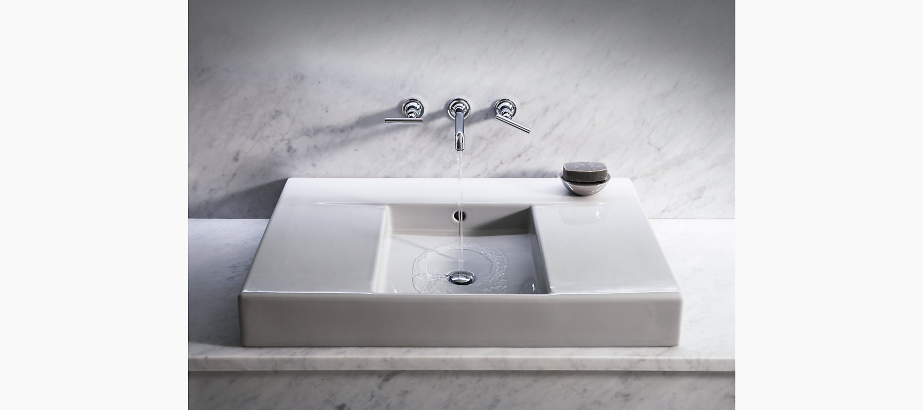 Discontinued. Traverse Countertop Sink   K 2955   KOHLER