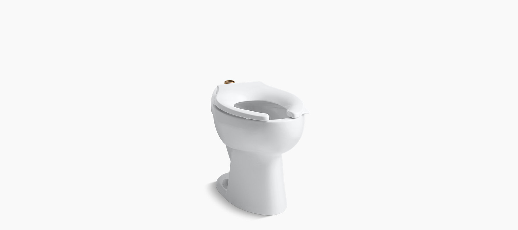 K 4302 Highcrest 1 6 Gpf 16 1 2 Quot Ada Elongated Toilet