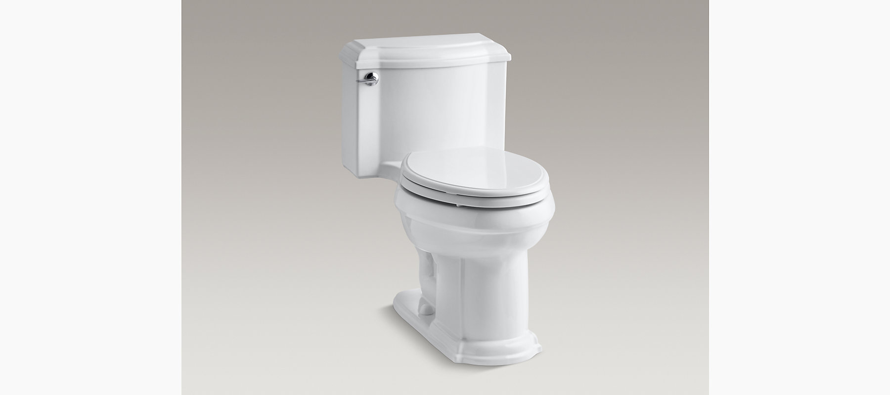 Kohler K 3488 Devonshire One Piece Elongated 1 6 Gpf