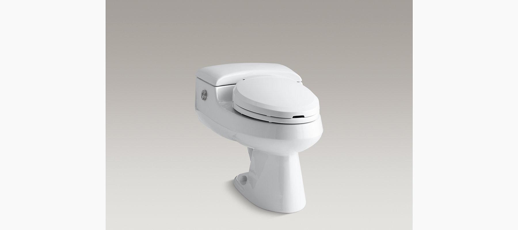 Kohler K 3607 San Raphael Power Lite Toilet With Bidet