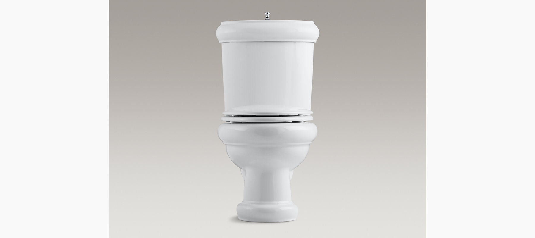 Kohler K 3555 Revival Two Piece Elongated 1 6 Gpf Toilet