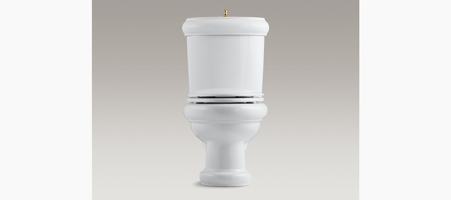 Kohler K 3555 Br Revival Two Piece Elongated 1 6 Gpf