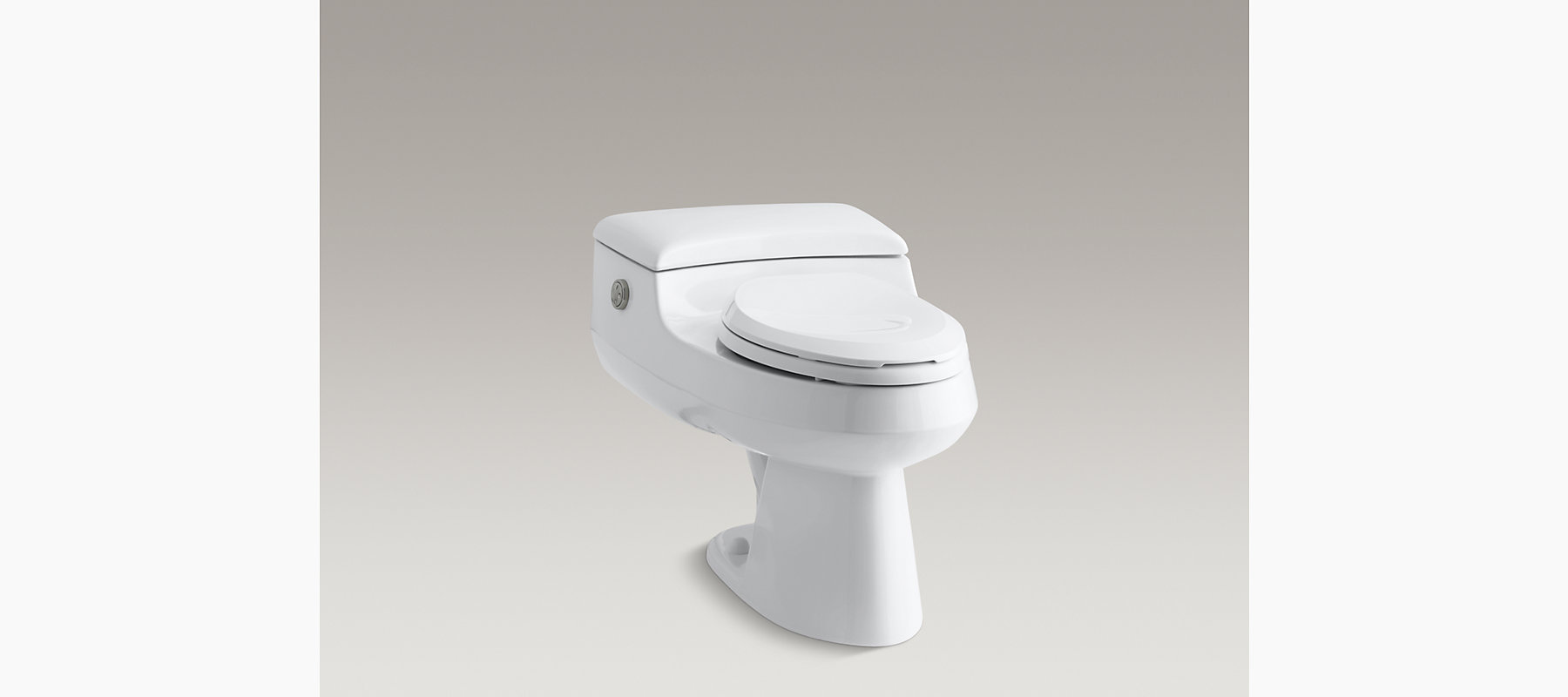 Kohler K 3393 San Raphael One Piece Elongated Toilet Kohler