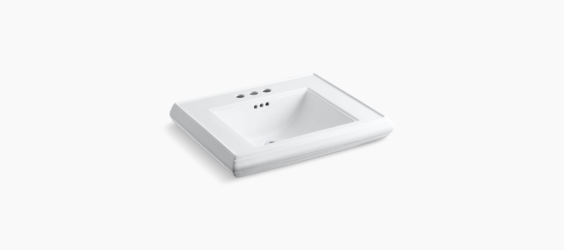 K-2259-4 | Memoirs Sink Basin with Classic Design and 4-Inch Centers ...
