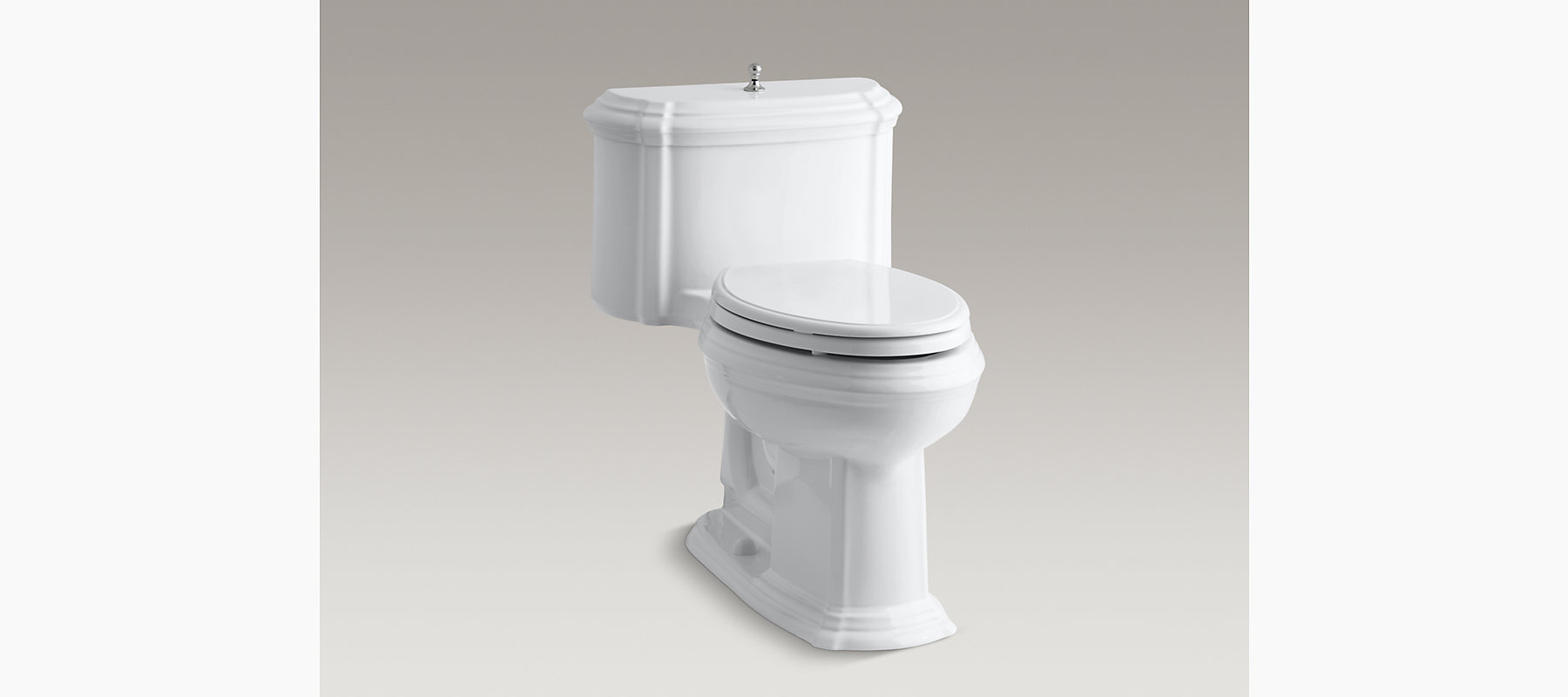 Kohler K 3506 Portrait 1 Piece Compact Elongated 1 6 Gpf