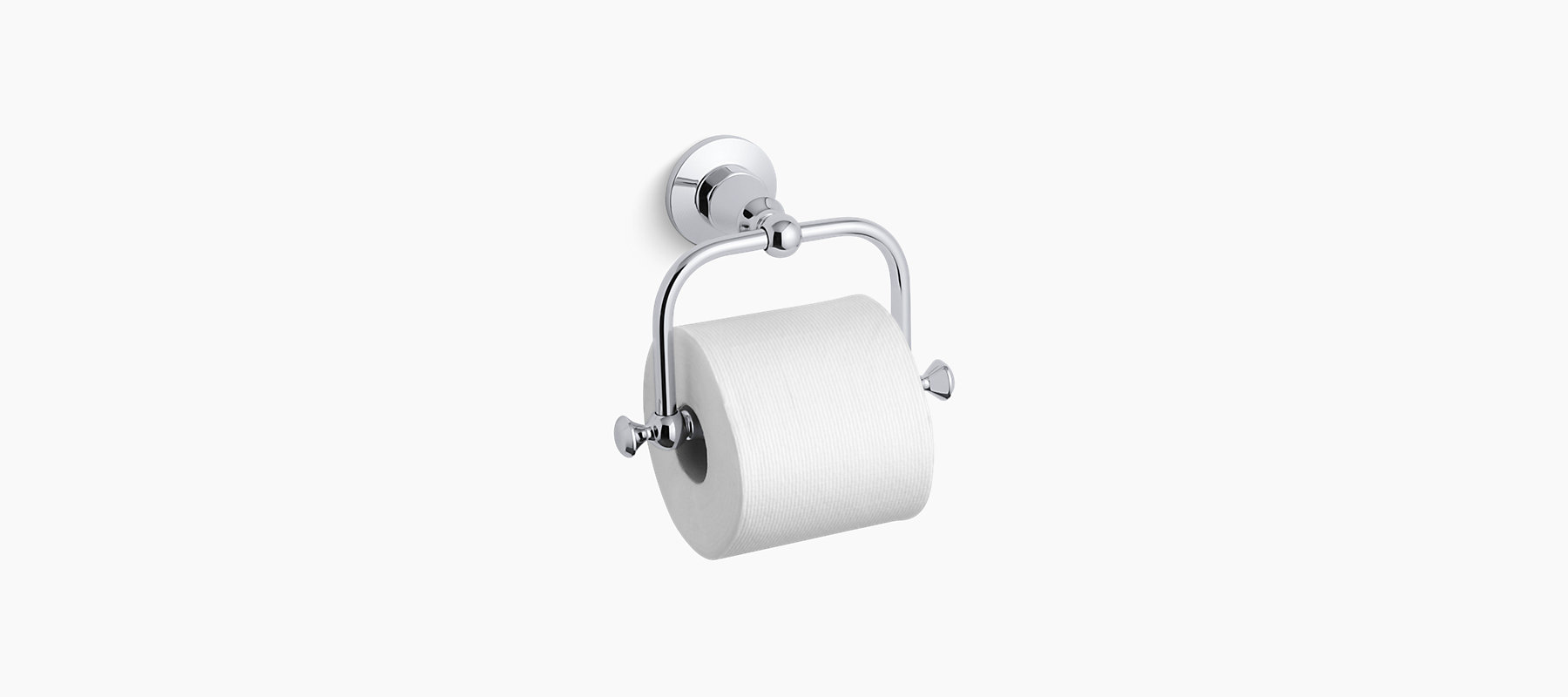 Antique Toilet Tissue Holder | K-211 | KOHLER