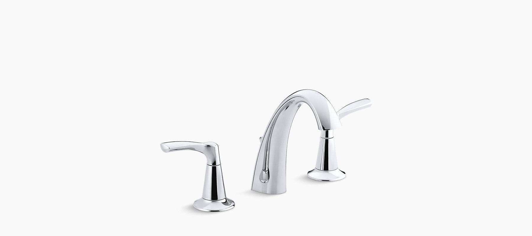Mistos Widespread Bathroom Sink Faucet | K-R37026-4D | KOHLER