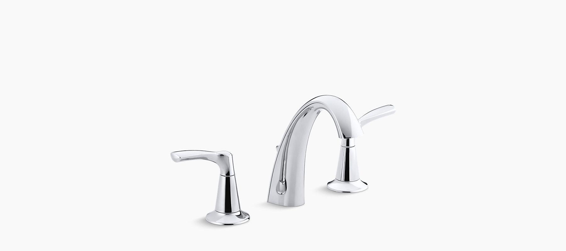 K r37026 4d mistos widespread bathroom sink faucet kohler - Discontinued kohler bathroom sink faucets ...