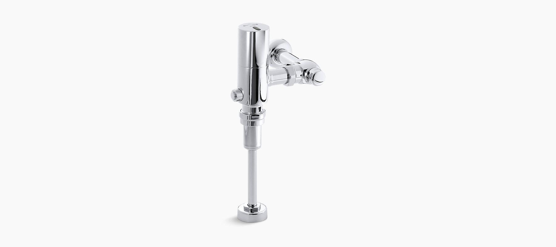 K-10676 | Touchless washdown urinal 1.0 gpf/3.8 lpf flushometer ...