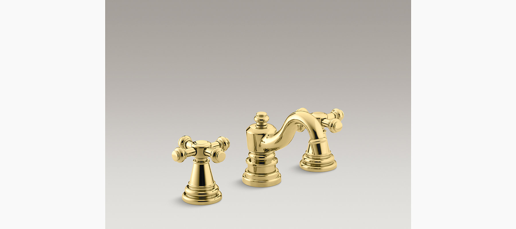 Kohler Iv Georges Brass Widespread Sink Faucet Kohler