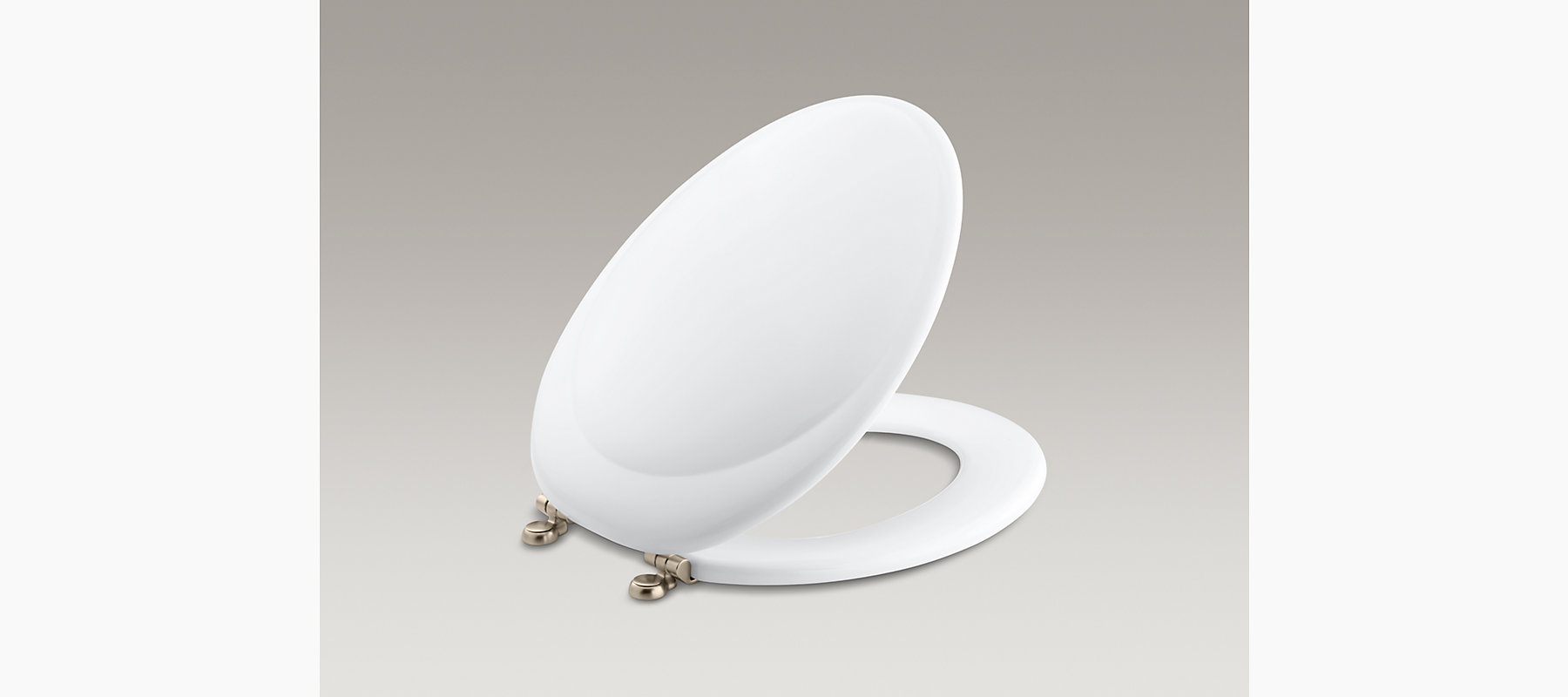 K 4615 Bv Revival Elongated Toilet Seat Brushed Bronze