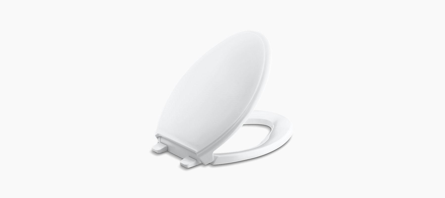 K 4684 Glenbury Elongated Toilet Seat With Quick Release
