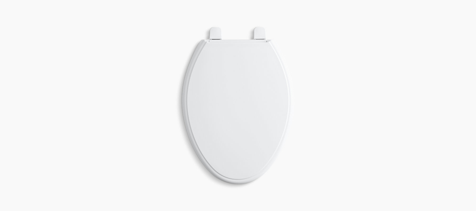 K 4684 Glenbury Elongated Toilet Seat With Quick Release