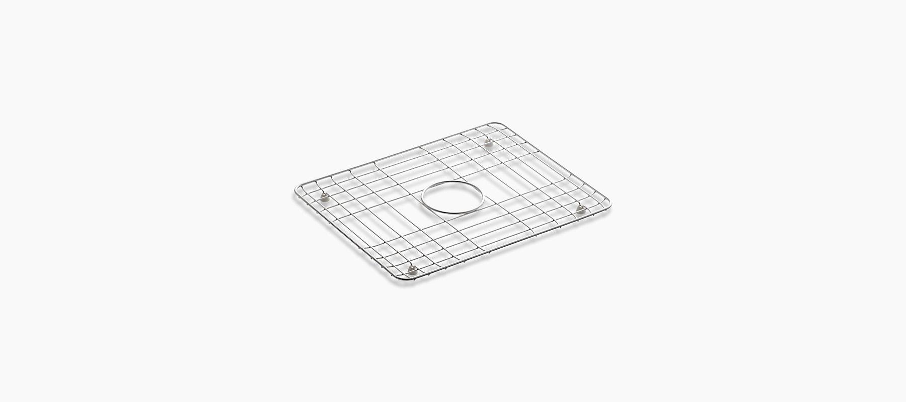 K-6058   Large Sink Rack for Iron/Tones Sinks   KOHLER