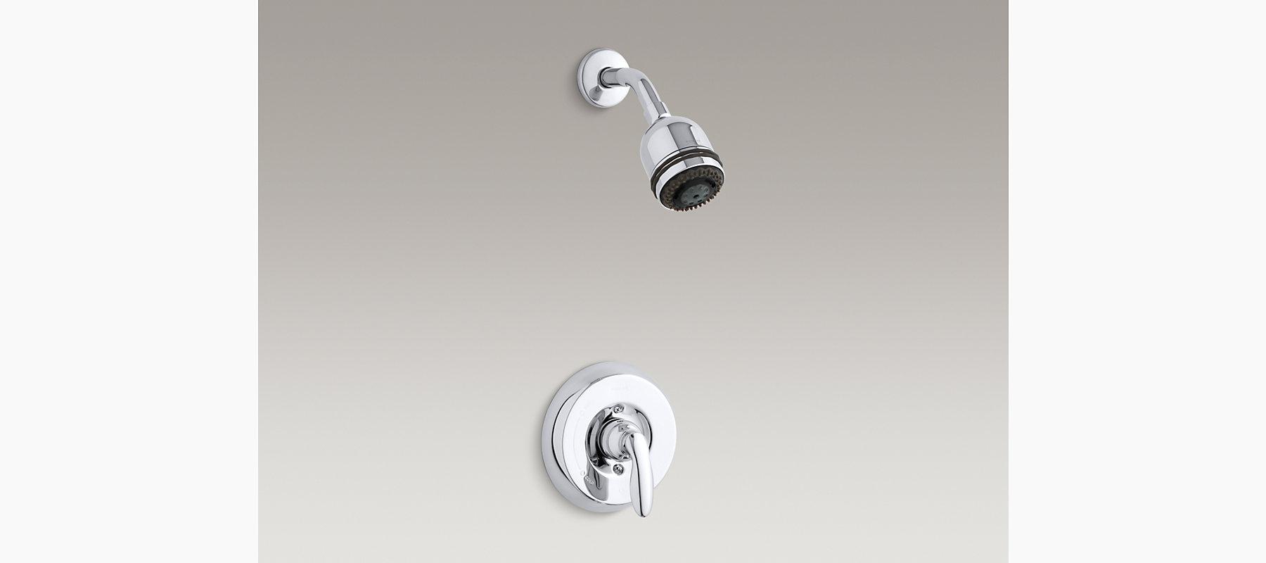 Coralais Shower Mixing Valve Faucet Trim KT KOHLER - Kohler coralais bathroom faucet