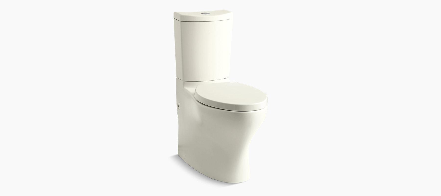 Kohler K 3723 Persuade Curv 2 Piece Elongated Dual Flush