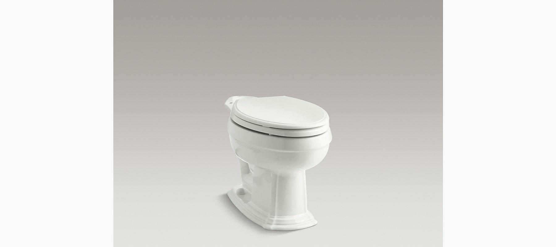 Kohler K 4317 Portrait Elongated Toilet Bowl Kohler