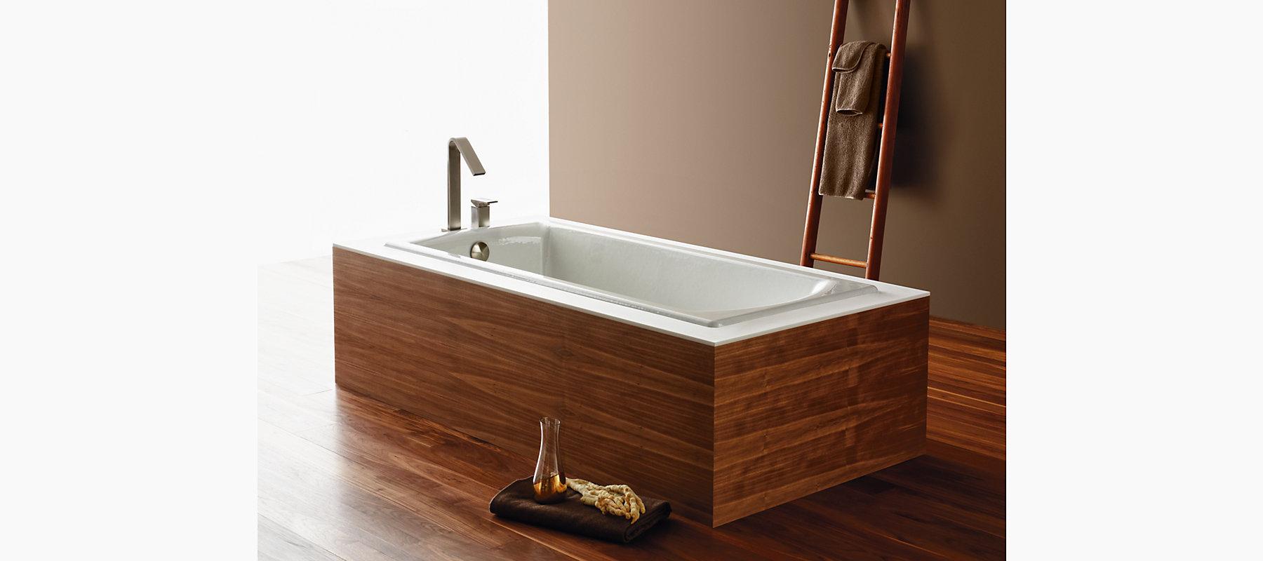 Biove 5.5-Foot Bath   K-8277   KOHLER