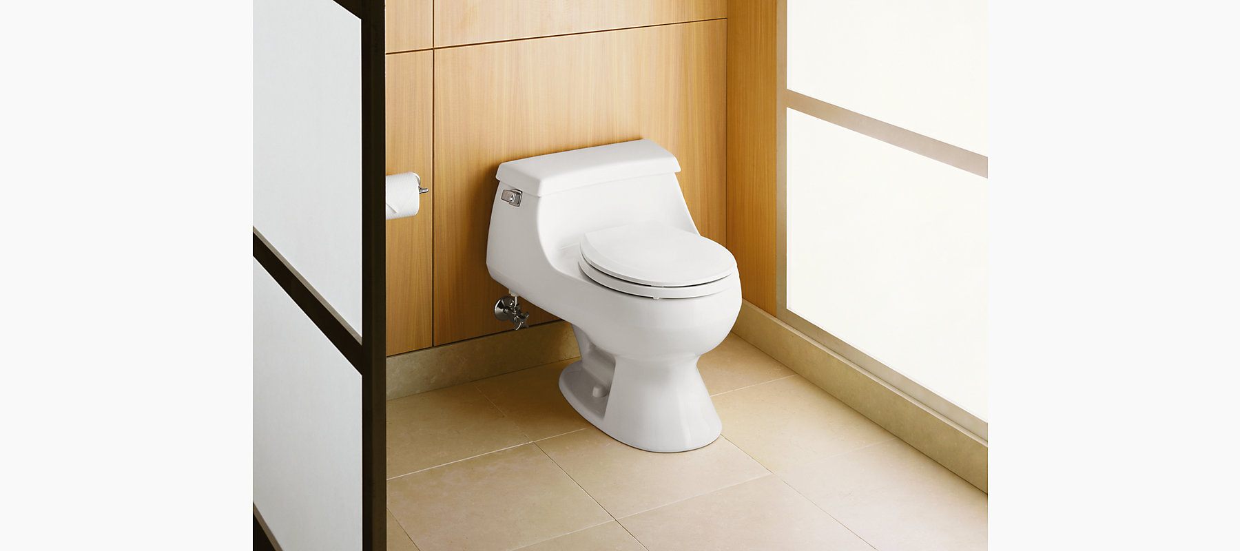 old style toilet flapper. Discontinued KOHLER K 3386 Rialto One Piece Round Front 1 6 GPF Toilet