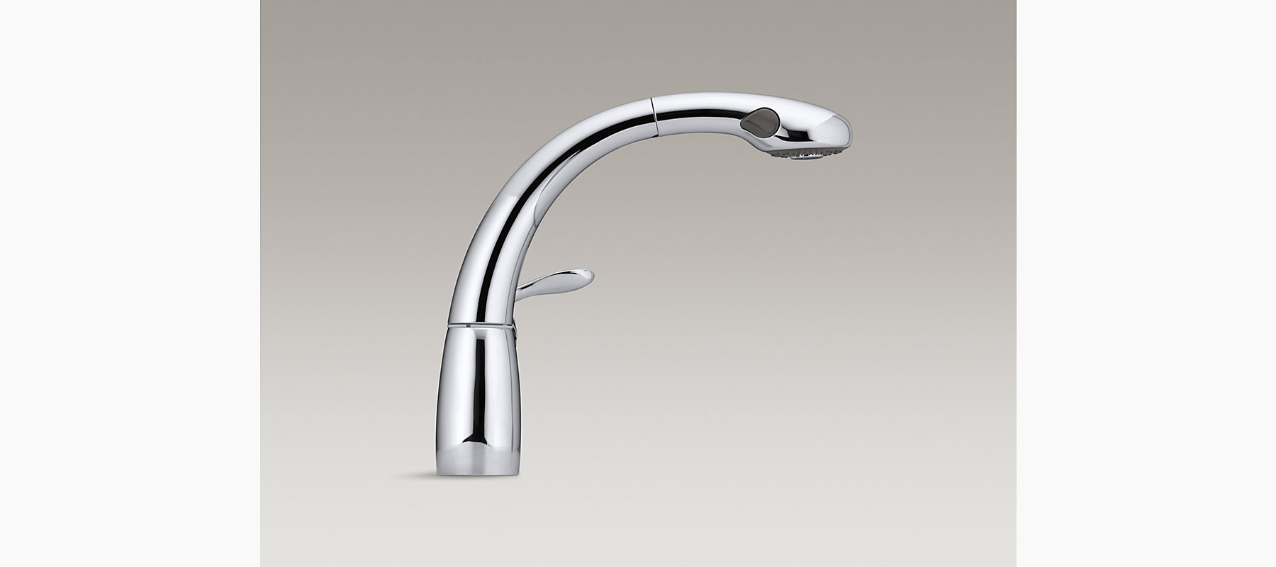 K-6352 | Avatar Single-Handle Pull-out Spray Kitchen Sink Faucet ...