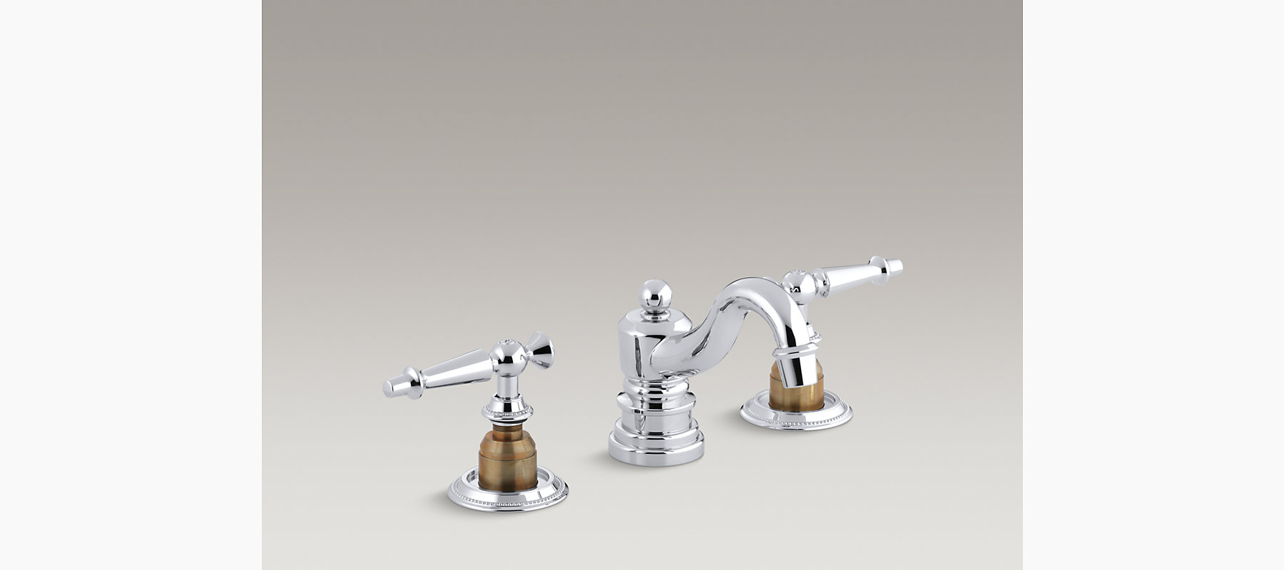 Kohler Antique Widespread Sink Faucet