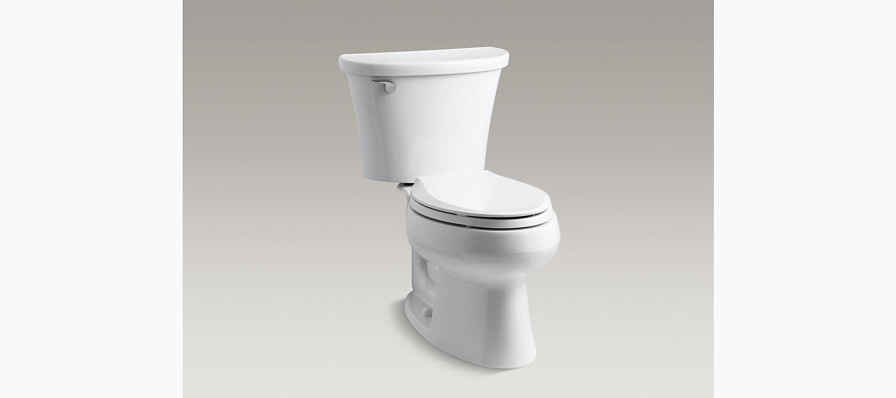KOHLER|K-12698|Cavata Complete Solution Toilet with Left-Hand Lever ...