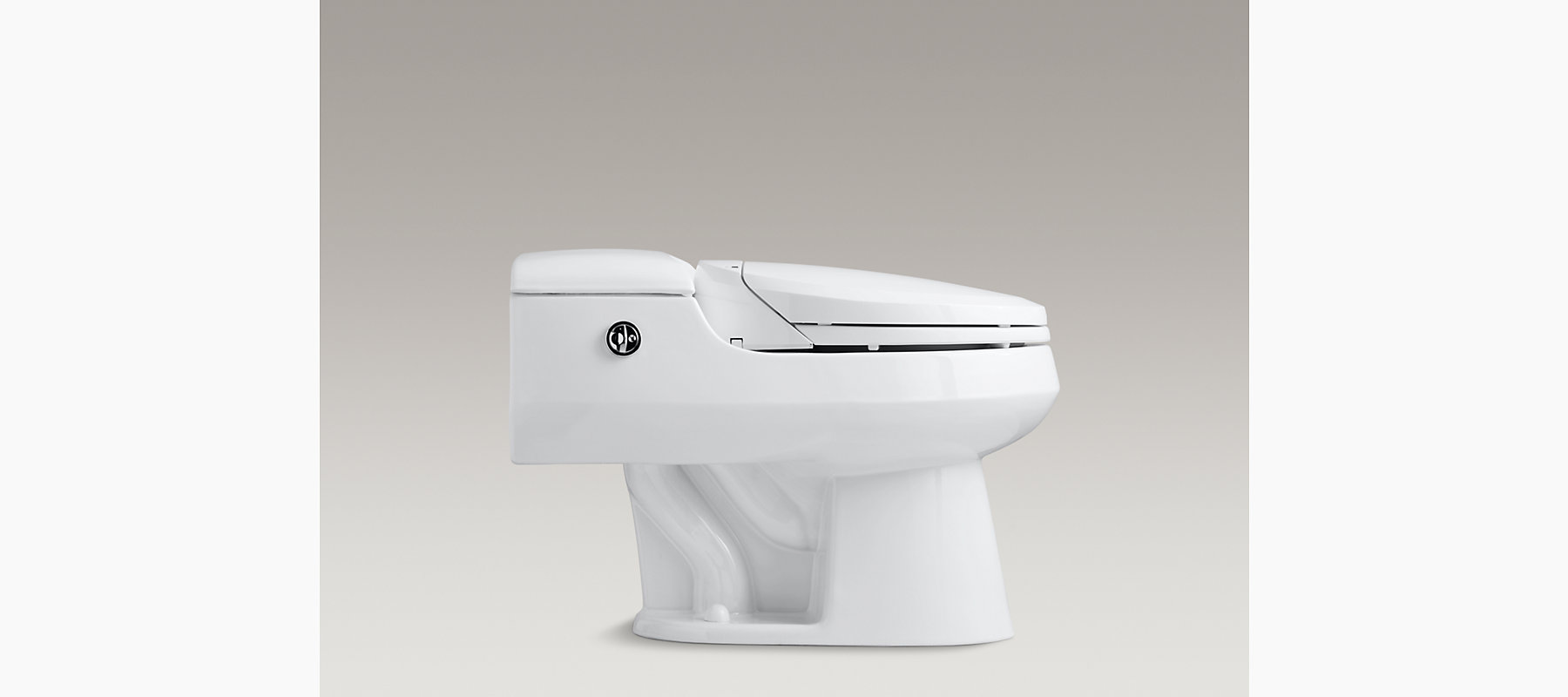 Kohler K 3607 San Raphael Power Lite Toilet With Bidet