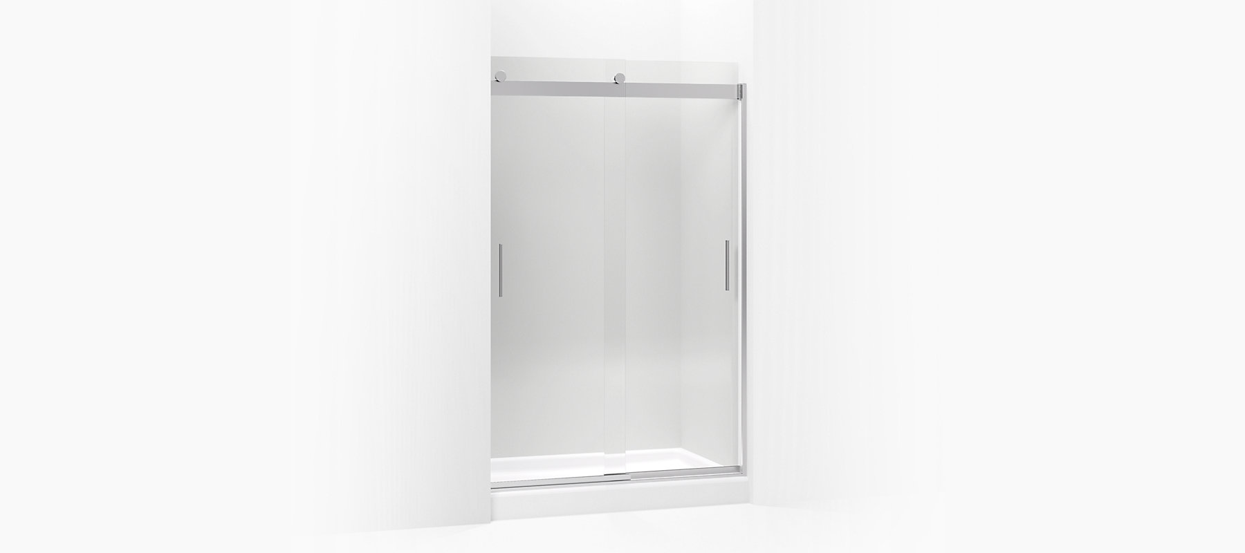 Kohler Shower Doors Levity Beautify The Bathroom With
