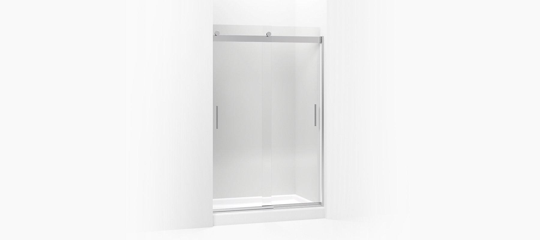 Kohler Shower Doors Levity Beautify The Bathroom With