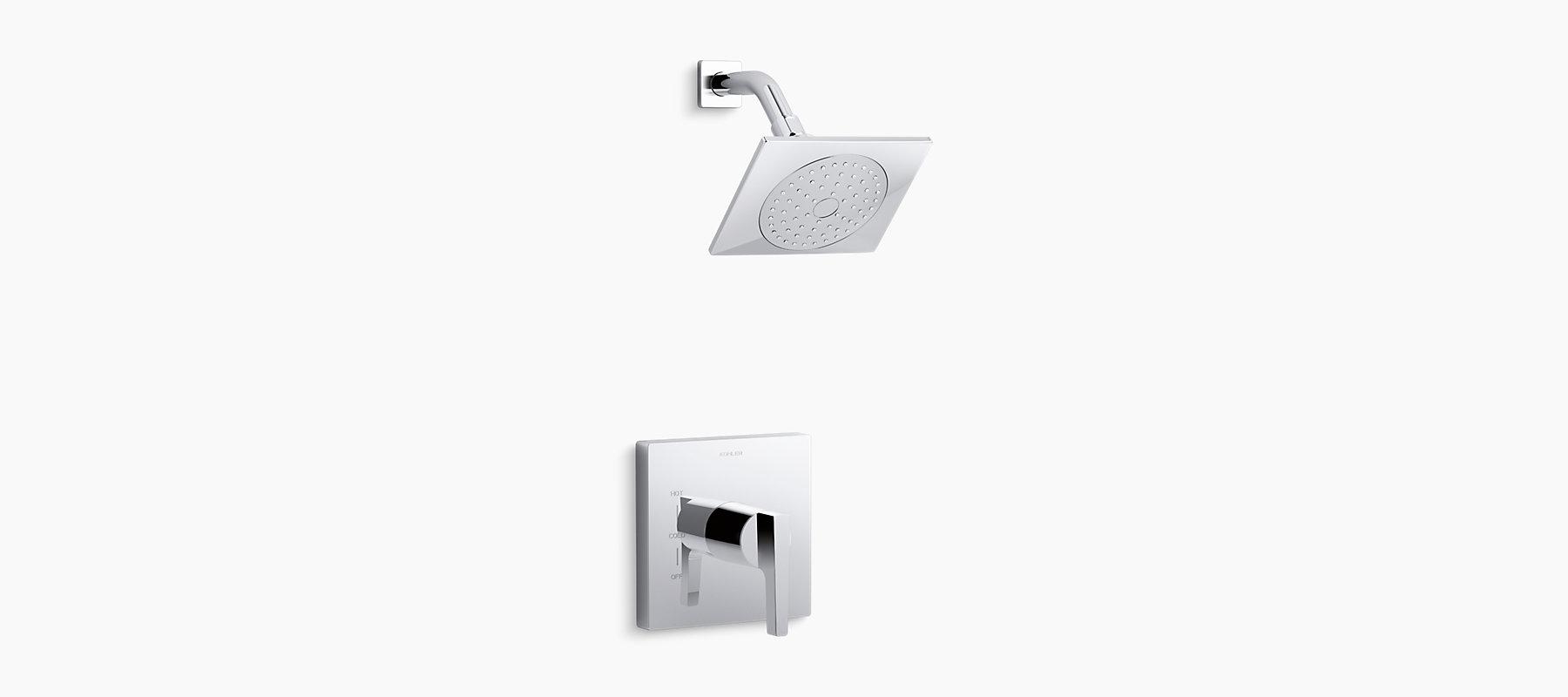 K-99764-4 | Honesty Shower Trim Set | KOHLER