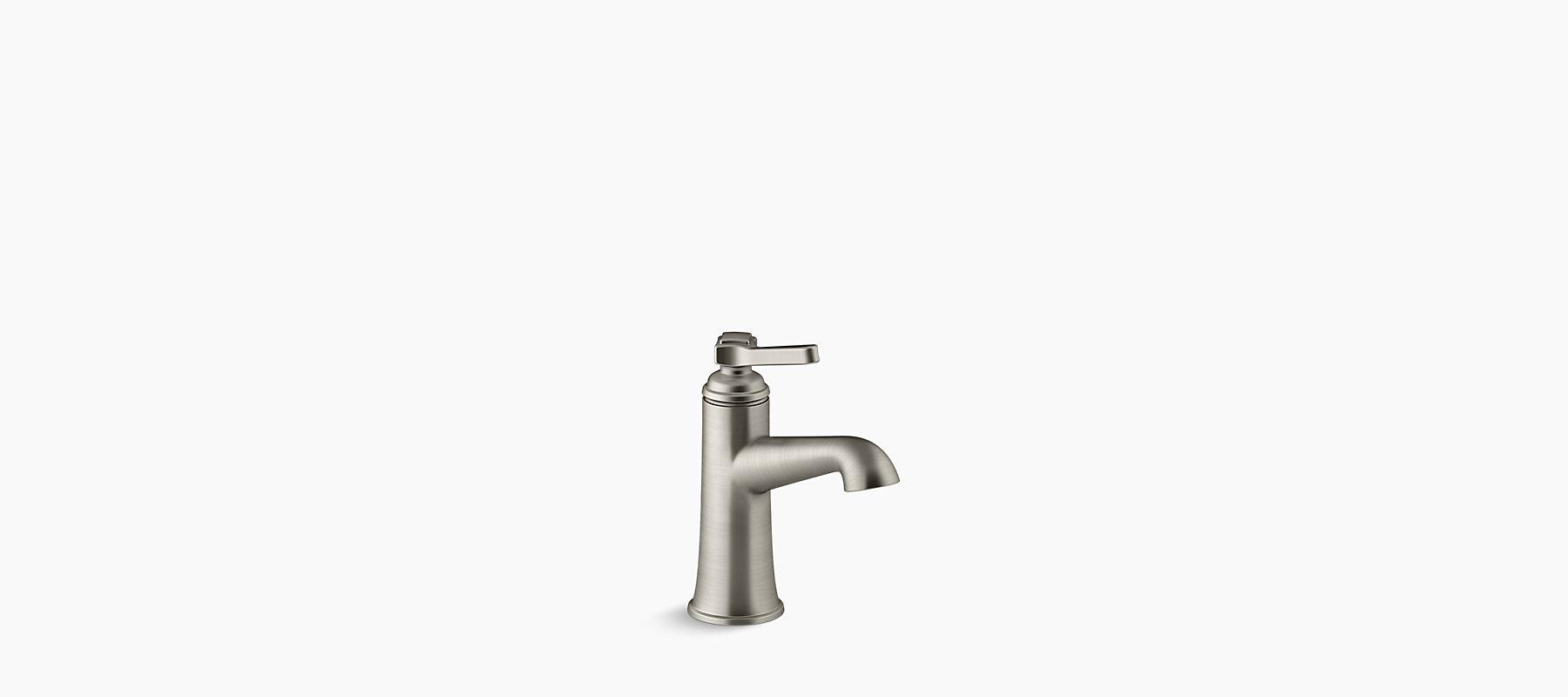 KRD Georgeson SingleHandle Bathroom Sink Faucet KOHLER - Discontinued kohler bathroom sink faucets