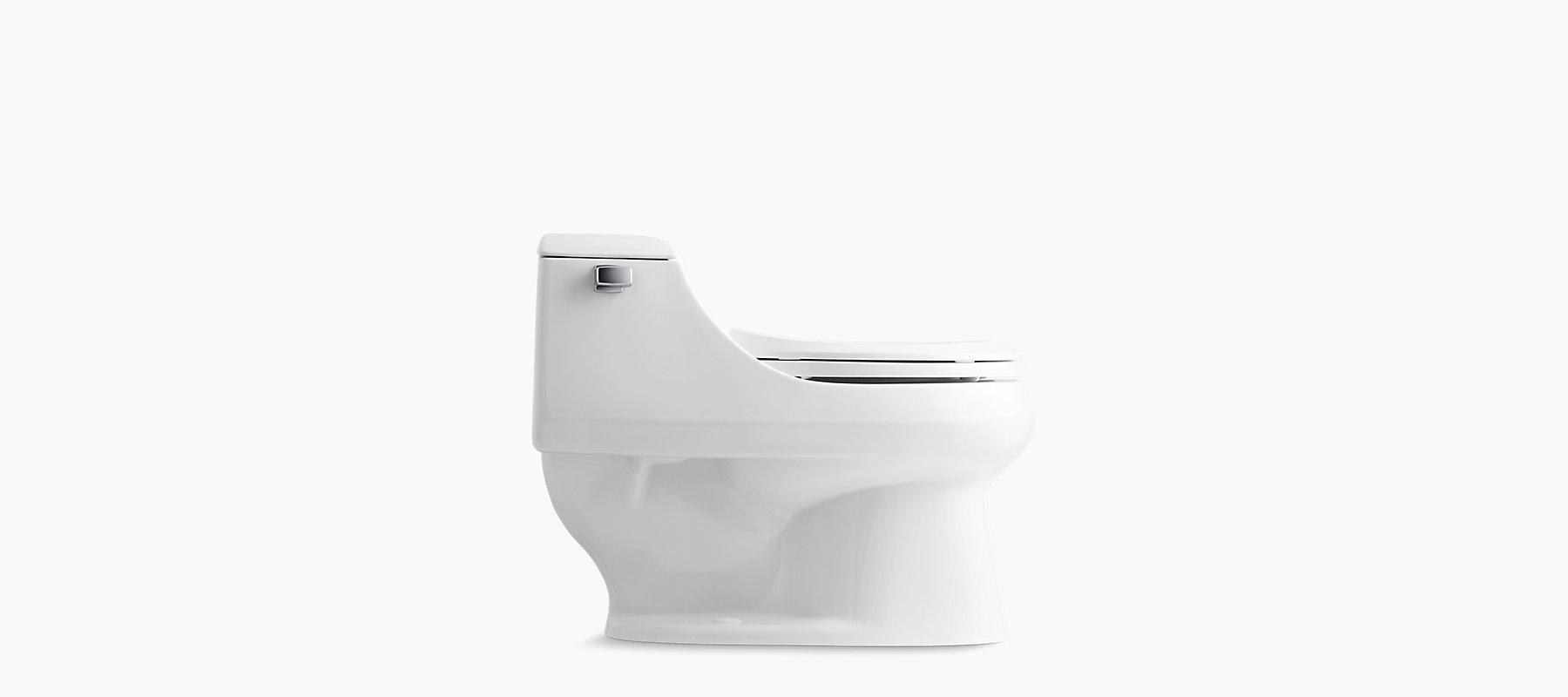 Kohler K 3466 San Raphael One Piece Elongated Toilet 1 6