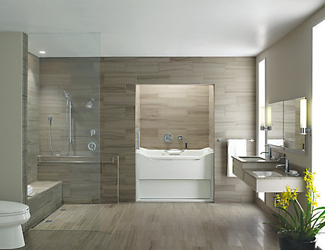 Bath Design: Aging Gracefully