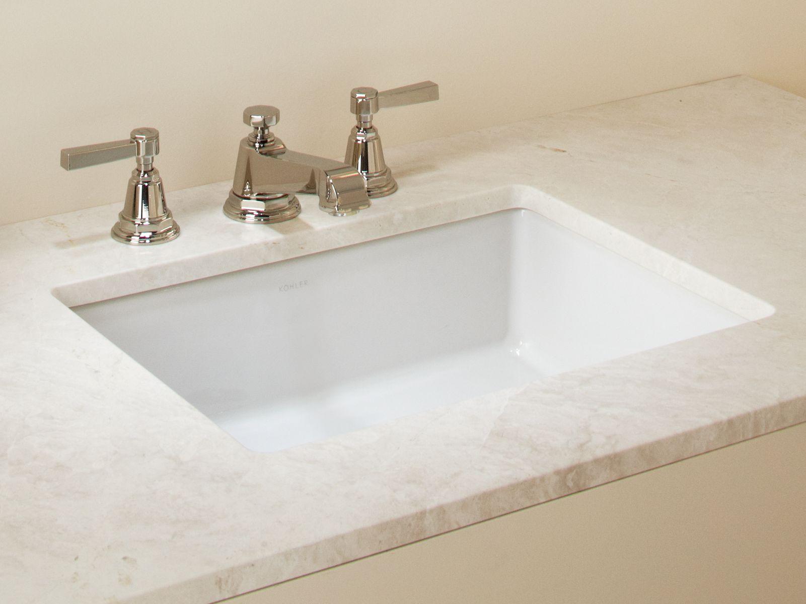 Under Mount Bathroom Sinks