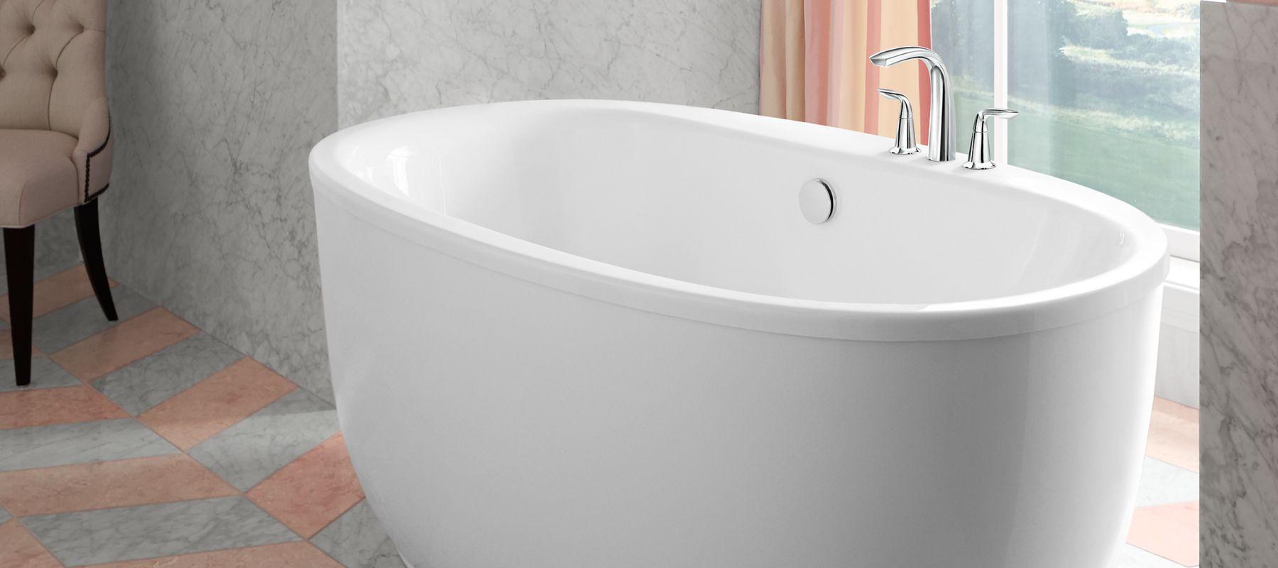 Acrylic Baths Amp Whirlpools Bathroom Kohler